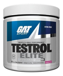 Gat Sport Test Booster Testrol Elite Raspberry (30 Srvs)