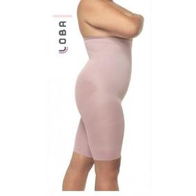 Bermuda Slim Plus 5697-001 Original Loba Plus Size