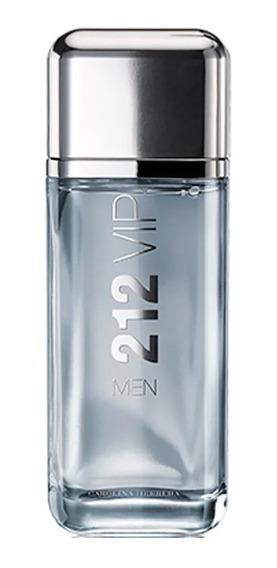 212 Vip Men Carolina Herrera - Perfume Masculino - Eau De Toilette 200ml