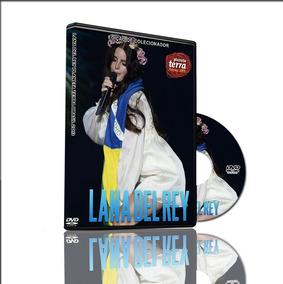 Dvd Lana Del Rey Planeta Terra Brasil 2013