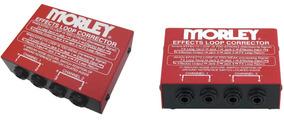 Pedal Morley Elc Efeects Loop Corrector
