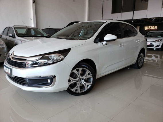 Citroen C4 Lounge Shine 1.6 Turbo Turbo Flex Aut. 2019