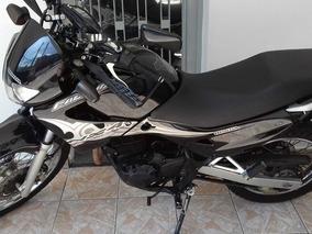 Honda Nx-4 Falcon Preta