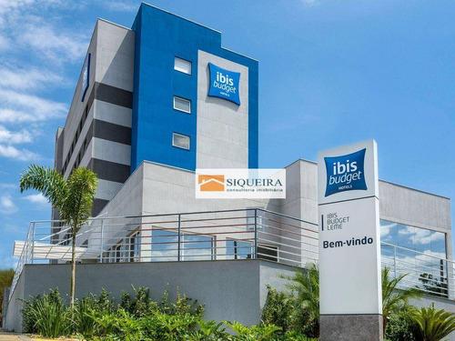 Imagem 1 de 8 de Hotel Ibis Leme -  Com 1 Dormitório À Venda, 13 M² Por R$ 275.000 - Centro - Leme/são Paulo - Ho0002