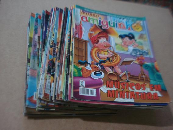 Revistas Nosso Amiguinho - Varios Numeros - Infanto Juvenil