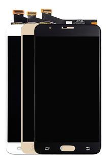 Tela Display Lcd Touch Vidro Frontal J7 Prime 2 G611m G611