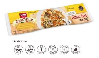 Pasta Spaguetti 250gr Sin Gluten Marca Schar