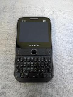 Celular Samsung Gt-s5270l No Estado - Sem Bateria