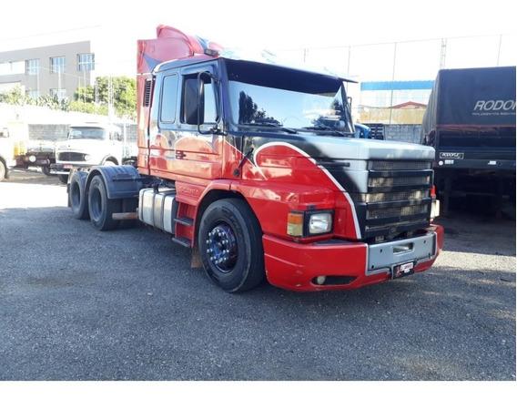 Scania T112 Hw 360 Ano 1991,aceita Troca Por Carro!!!!