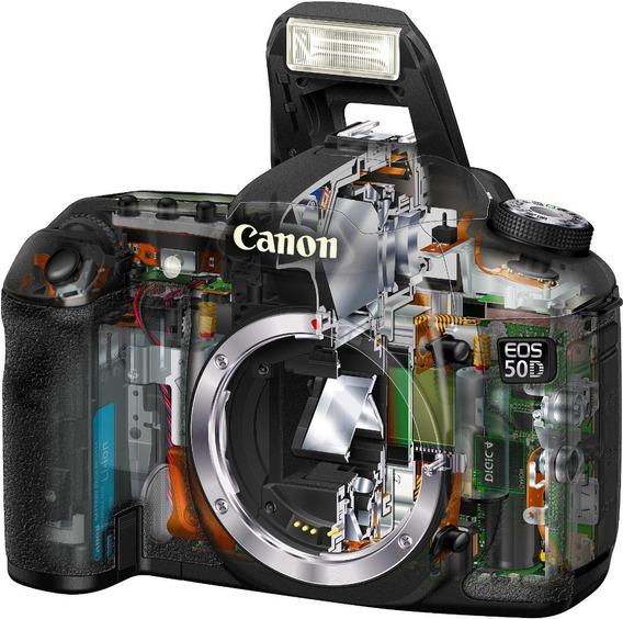 Canon Eos 50d + Cards | Excelente , Super Nova