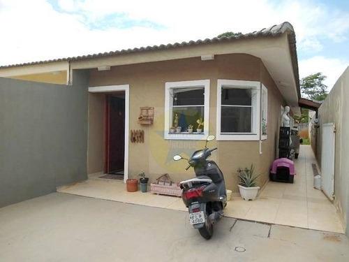 Casa Com 3 Dormitórios À Venda, 92 M² Por R$ 488.000,00 - Jardim Morumbi - Atibaia/sp - Ca1682