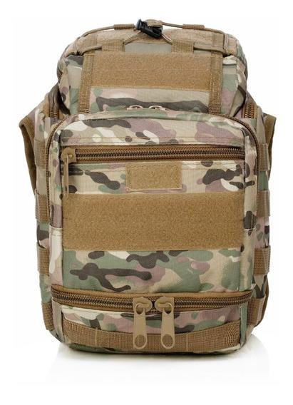 Mochila Morral Táctico Eagle Claw Shoulder Briefcase