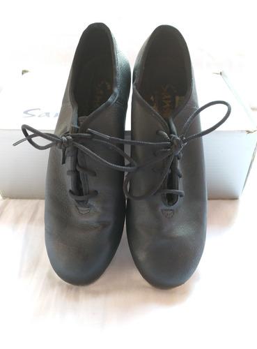 Zapatos Tap Sansha Danza T-mega Originales