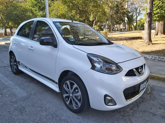 Nissan March 1.6 Sr Navi Mt 2016