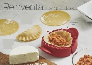 Practi Empanada Tupperware Color: Rojo Nvo!!