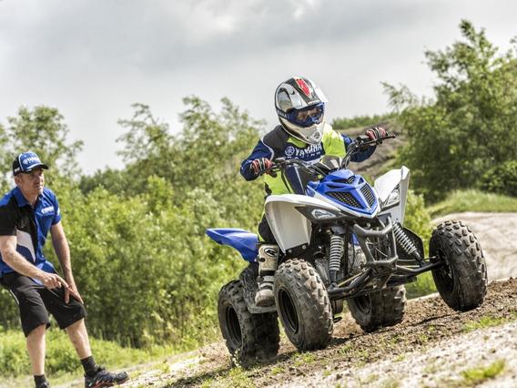 Cuatriciclo Yamaha Raptor 90 Entrega Inmediata Performance B