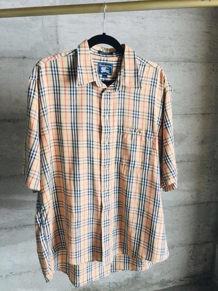 Camisa Burberry Check Unisex