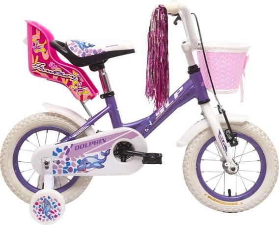 Bicicleta Dolphin R12 Nena 13949 Li Slp