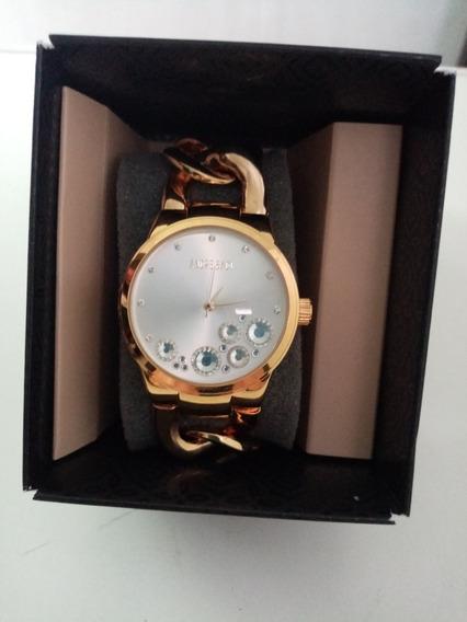 Reloj Dama Dorado André Badi