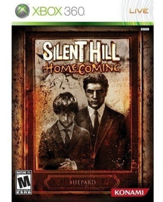 Silent Hill Homecoming Xbox 360 Midia Fisica