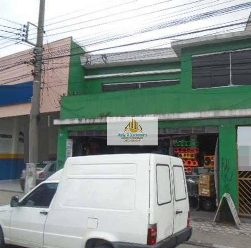 Imagem 1 de 10 de Sobrado Com 3 Dormitórios, 234 M² - Venda Por R$ 1.200.000,00 Ou Aluguel Por R$ 3.900,00/mês - Macedo - Guarulhos/sp - So0002
