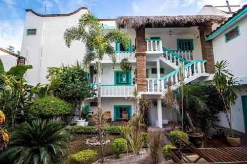 Habitaciones De Hotel En Renta Puerto Escondido, Oaxaca.