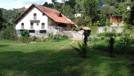 Sítio A Venda No Bairro Jardim Salaco Em Teresópolis - Rj. - St 0423-1