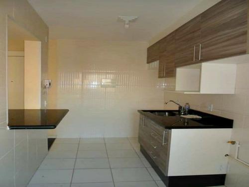 Imagem 1 de 11 de Apartamento Único 45m², 2 Dormitórios, Aceita Financiamiento