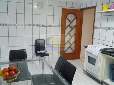 Sobrado Com 4 Dormitórios À Venda, 150 M² Por R$ 750.000 - Jardim Hollywood - São Bernardo Do Campo/sp - So0321