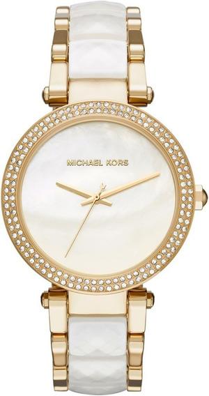 Relógio Michael Kors Mk6400 Original Completo C/caixa Mk