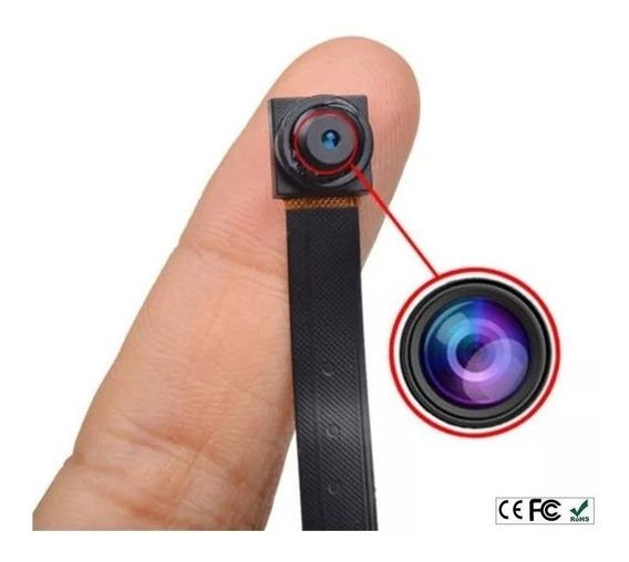 Mini Camera Filmadora Dv Ip Espiã Wifi Celular