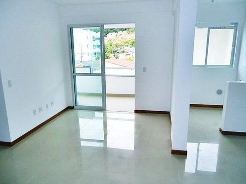 Apartamento Com 1 Dormitório À Venda, 50 M² Por R$ 185.000,00 - Forquilhinhas - São José/sc - Ap3849