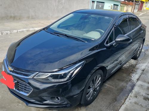 Imagem 1 de 8 de Chevrolet Cruze 2019 1.4 Ltz Turbo Aut. 4p