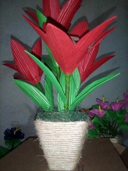 Vaso Decorativo Fio De Sisal Crú 10, 15, 20 Ou 25 Unidades