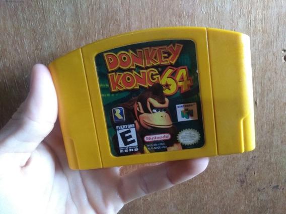 Donkey Kong 64 Original Americana