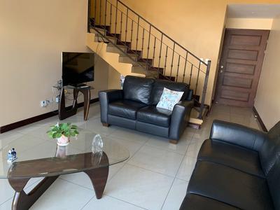 Se Vende Hermosa Casa En Condominio Montealondra, Moravia
