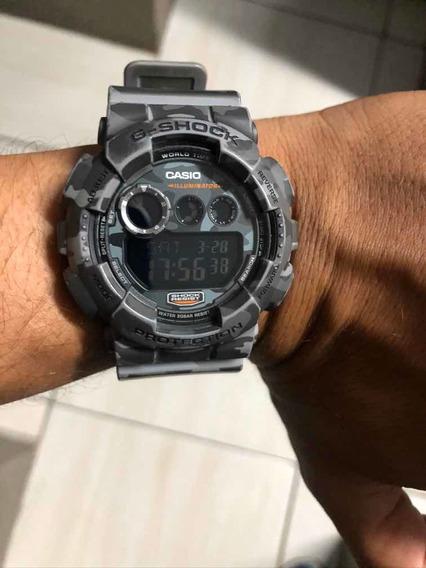 Relógio G Shock Camuflado Original