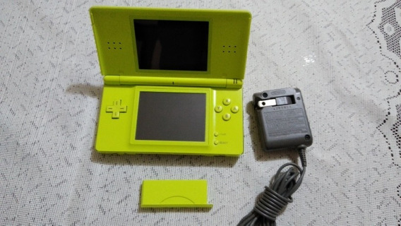 Nintendo Ds Lite Color Verde Original