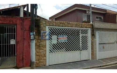 Venda Casa Terrea Sao Bernardo Do Campo Demarchi Ref: 141396 - 1033-1-141396