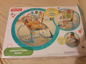 Mecedora Silla Fisher Price