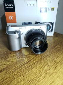 Sony Nex F3 + Lente 35mm F1.7 Manual