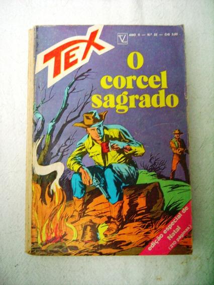 Tex 22 - 1ª Edição - Edit Vecchi - Frete Grátis