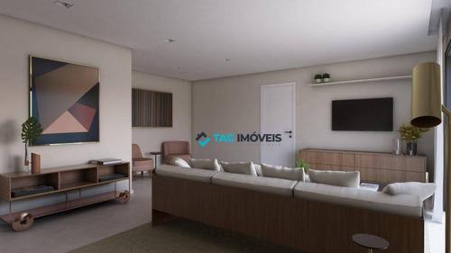 Apartamento Com 2 Dormitórios À Venda, 155 M² Por R$ 2.000.000,00 - Pinheiros - São Paulo/sp - Ap1638