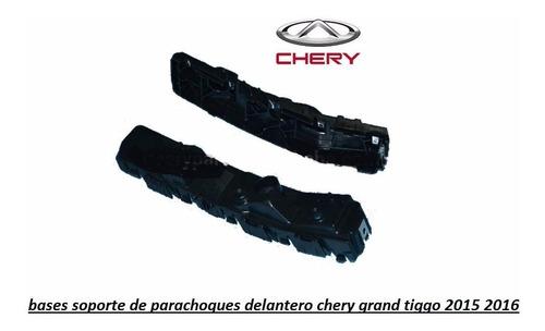 Base Soporte De Parachoques Delantero Grand Tiggo 2015 2016