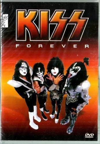Dvd Kiss Forever Documentário Trajetoria Da Banda Apresenta.