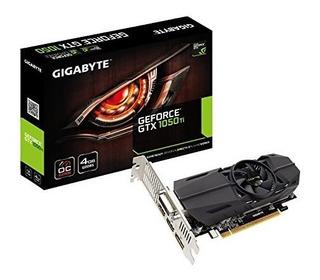 Tarjeta Gráfica Gigabyte Geforce Gtx 1050 Ti Oc De Bajo P...