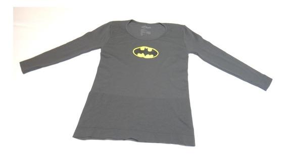 Pijama Para Niño Color: Gris Marca: Batman