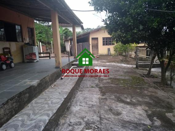 Chácara Em Juquitiba Com Nascente, Lagos E Piscina.ref 0023