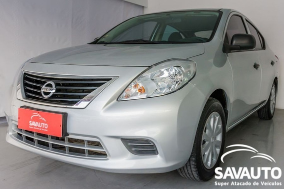 Nissan Versa 1.6 16v Flex Fuel 4p Mec.