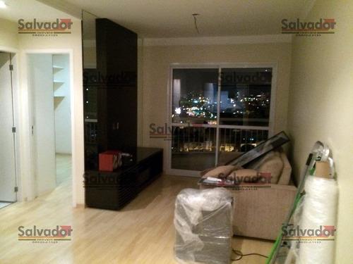 Apartamento Para Venda, 2 Dormitório(s) - 6734